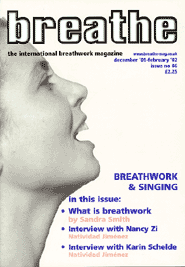 Breathwork & Singing