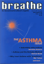 Asthma - How Breathwork can help